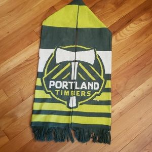 Portland Timbers Scarf